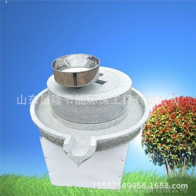 昌隆直销电动石磨机价格公道 养生豆浆石磨机质量上乘