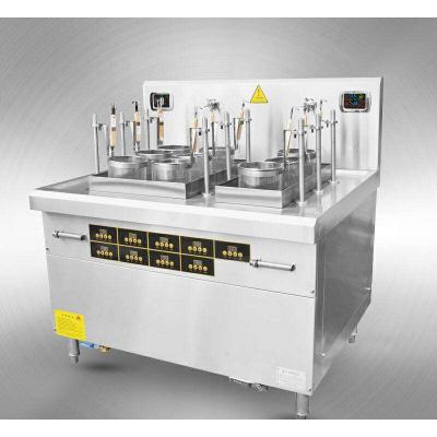 李先生面馆煮面机哪里卖 供应自动升降煮面机 电加热煮面机