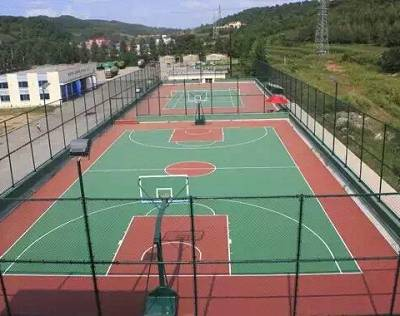 学校硅pu球场地坪厂家-鑫科地坪-保山硅pu球场地坪