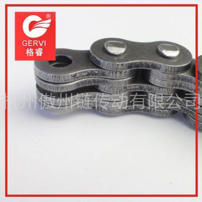 本公司销售板式链条 各种规格 输送安全平稳板式链