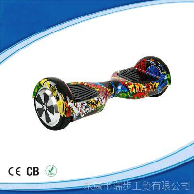 6.5寸10寸智能电动平衡车扭扭车双轮两轮代步蓝牙进口电池跑马灯