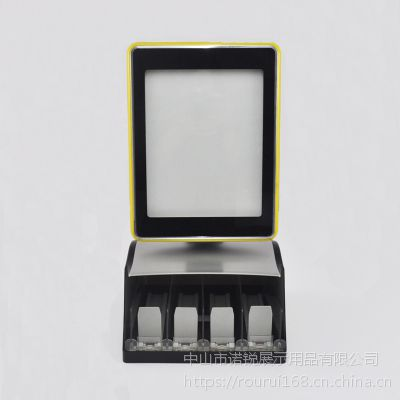 带灯箱香烟陈列台架 LED香烟陈列架 香烟展示架