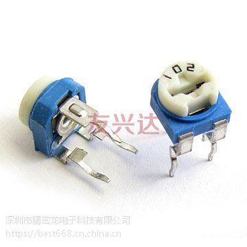 可调电阻操作容易忽略的小问题