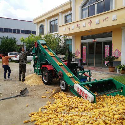张家口大型全自动玉米脱粒机保证质量