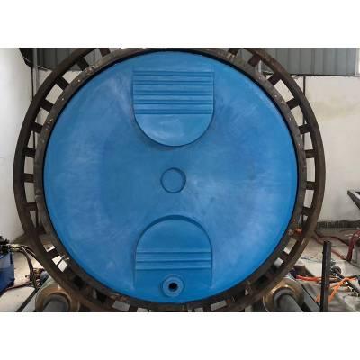 宁波10吨塑料水箱 森林消防水箱哪里买 10立方滚塑成型无缝隙储水PE储罐