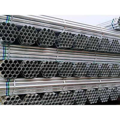 天津友发牌镀锌管 Q235 非标定尺 10米管