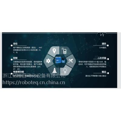 激光slam技术 改造电力叉车实现智能化 瑞士Bluebotics激光导航