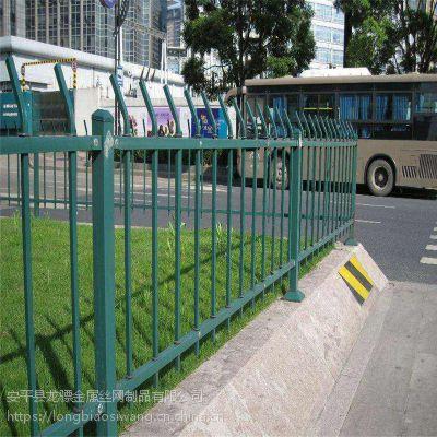 路边绿化护栏 园艺护栏 绿化园林围栏