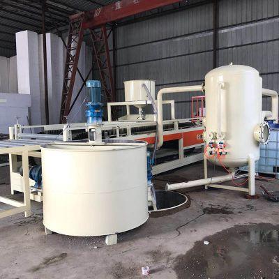 硅质改性聚苯板渗透设备 聚合聚苯板生产设备