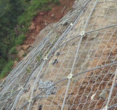 普洱边坡防护网批发-华丰筛网厂-普洱边坡防护网