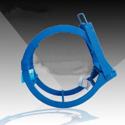 东恒机械WDK76千斤顶液压连接器 管道外对口器