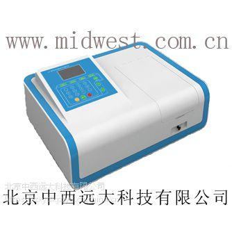 中西紫外可见分光光度计 型号:SY6-UV755B库号:M237416