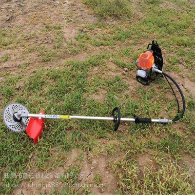 汽油背负式小麦收割机/小型四冲程割灌机/割草机视频
