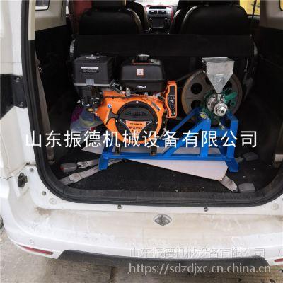 黑龙江箱式不锈钢玉米膨化机视频 大米玉米康乐果机 振德定制
