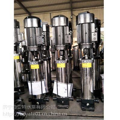 不锈钢QDL自动控制器循环水泵 招经销商