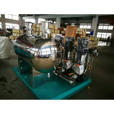 WWG全自动无负压变频供水设备/WYG二次增压变频供水设备/WWG变频给水设备