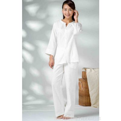 佛器佛教慈缘棉麻布衣-- 居士/禅修/瑜珈 原创纯棉女装 长袖两件