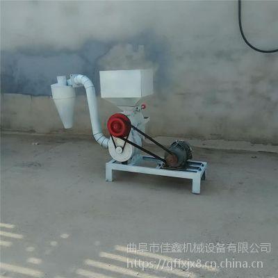 佳鑫多功能砂轮玉米大豆脱皮机小 450型稻谷脱皮碾米机 新型沙克龙碾米机厂家直销