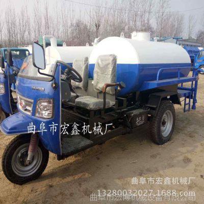 化粪池清理抽粪车 小型三轮吸粪车 现货销售农用三轮清洗吸粪车