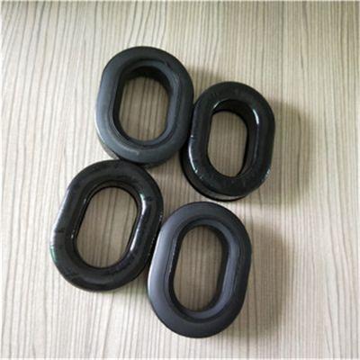 厂家生产可填充液体硅胶皮耳套 航空耳机专用耳机套 吸音海绵耳套 可定制