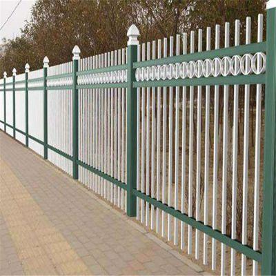 苏州优质锌钢护栏网可以做种隔离围墙美观大方使用时间长