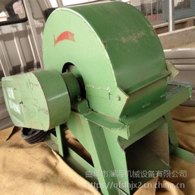 造香厂小型木屑机多功能木材粉碎机 废木料杂木边角料移动式木粉机