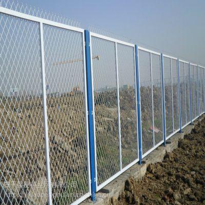 来样加工各种钢板防护网 防眩网 镀锌喷塑