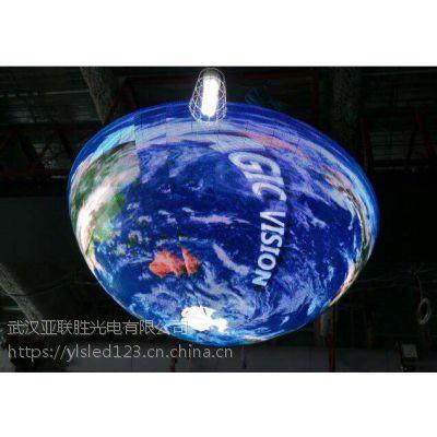 使用LED电子屏定制一块直径1米圆柱形屏幕需要多少费用