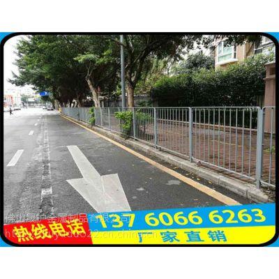 南海市政交通锌钢护栏批发 乐昌人行道路京式隔离护栏