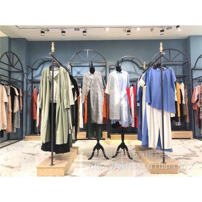 品牌特卖货源玛塞莉女装2019零售实体折扣店哪里进货