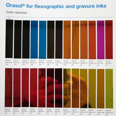 奥丽素黑X51汽巴丽色宝黑X51 Orasol Black X51 10KG/箱