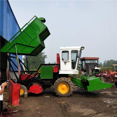 现货供应高速转盘青储机 玉米秸秆粉碎收获机 全自动秸秆收集机