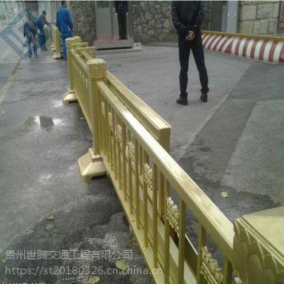 贵州黄金护栏新款式可定制