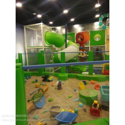 室内勇士儿童乐园,淘气堡设施,低龄儿童乐园