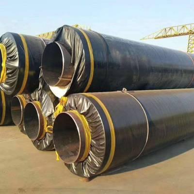 湖南省聚氨酯复合无缝保温管销售厂家,永州市钢套钢蒸汽保温管保温工程