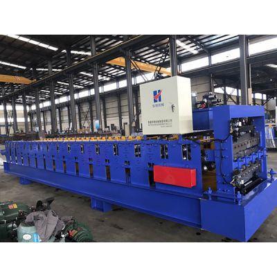 官方数控彩钢瓦压型机供应商 华恒供应