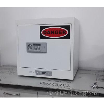 低温药品柜XT-LBS-030桌上型药品柜桌上型储药柜化学品柜【熙坦科技】