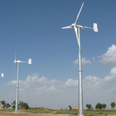 广东晟成20千瓦永磁直驱风力发电机环保节能