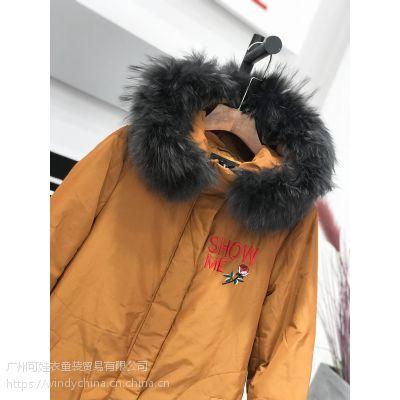 杭州一线品牌 丝珂 女装品牌组合现货一手货源