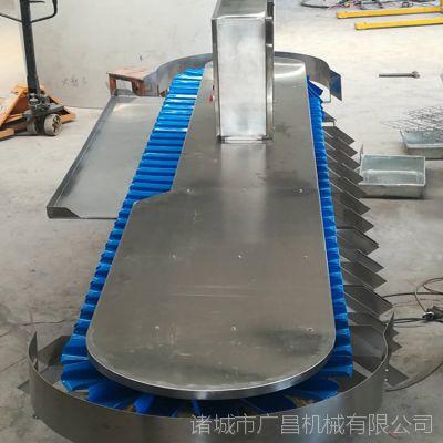 山东广昌直销转盘式肉食自动分级机 动态检重分选机 重量分拣设备
