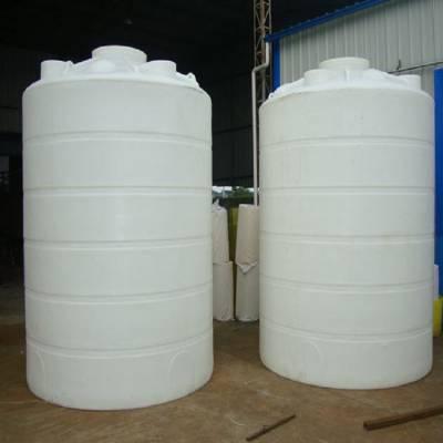 出厂价供应酸洗电镀塑料储罐 立式加厚防腐液罐 30吨防腐耐酸容器