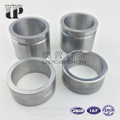 YG8硬质合金OD52*ID42*L24/43mm油气机械耐冲刷套 钨钢衬套 钨钴耐磨合金轴套
