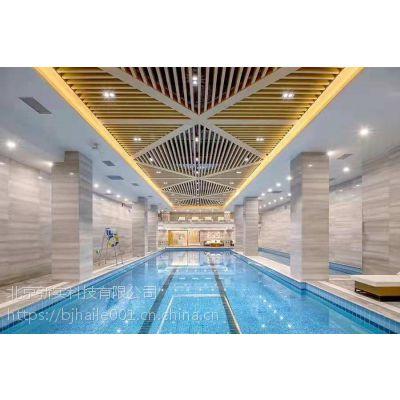 沈阳宾馆游泳池设备安装
