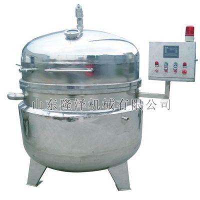 蜜饯冬瓜条专用浸糖锅-冬瓜条专用浸糖锅-隆泽机械(查看)