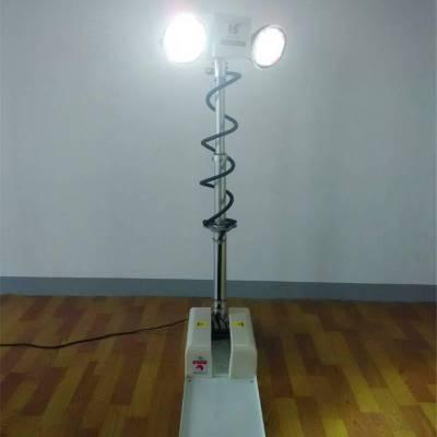 车载移动照明灯 WD 18 300J折叠式高杆升降灯
