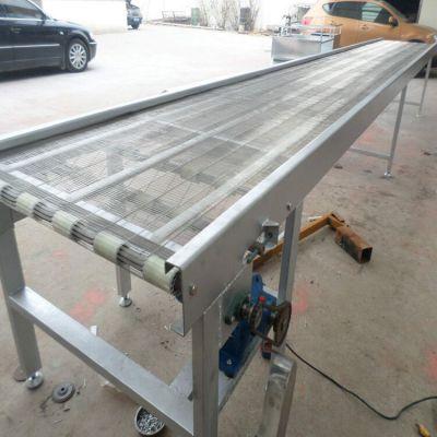 转弯网带输送机专业生产 水平直线输送