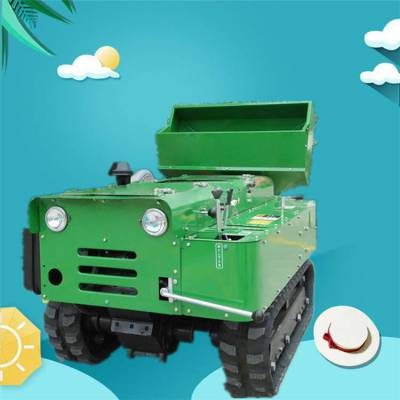 施肥回填机 履带式安耕机 农用果园开沟机润丰