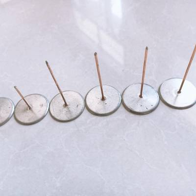 阔成保温钉专业生产电厂锅炉保温隔热材料--碳钢钩钉,焊钉