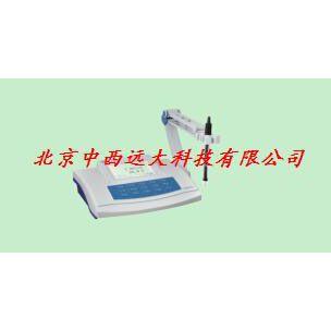 中西(LQS现货)实验室pH计 型号:eSL1-PHSJ-3F库号:M107202