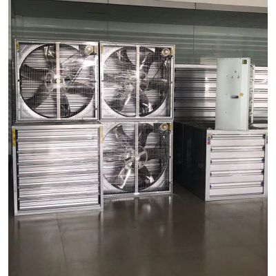 养殖大棚负压风机工业风力强劲散热排风扇